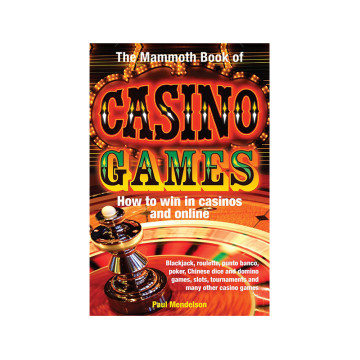 Mammoth Book of Casino Games image