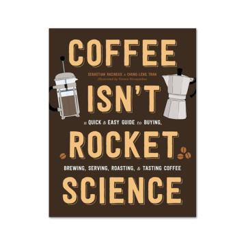 Coffee Is not Rocket Science image