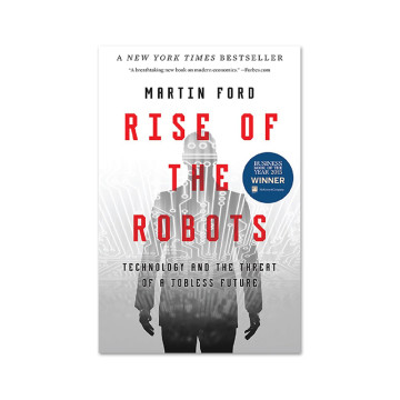 Martin Ford : Rising of the Robots image