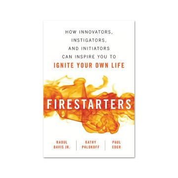 Raoul Davis : Firestarters image