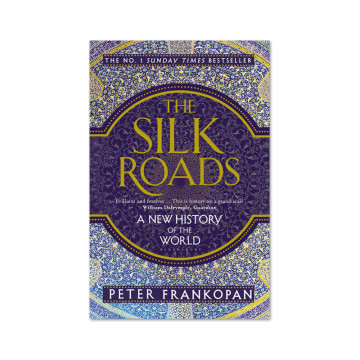 New Silk Roads : New History of the World image