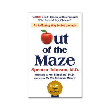Spencer Johnson : Out of the Maze image