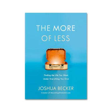 Joshua Becker : The More of Less image