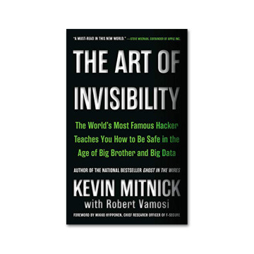 Kevin Mitnick : Art of Invisibility image