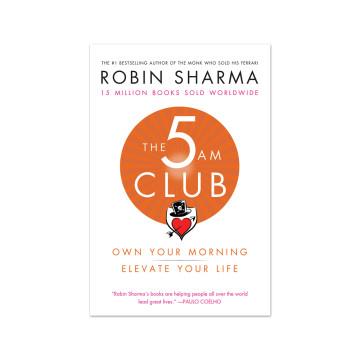 Robin Sharma 5 AM Club (UK) image