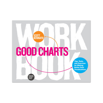 Scott Berinato Good Charts Workbook image