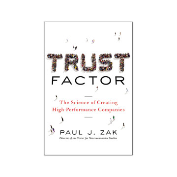 Zak Paul  Trust Factor image
