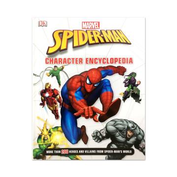DK Spiderman Character Encyclopedia image