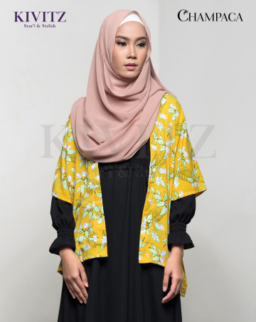 ANEUK OUTER (Yellow Pattern) image