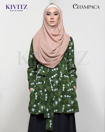 HAROM TOP (Green) image