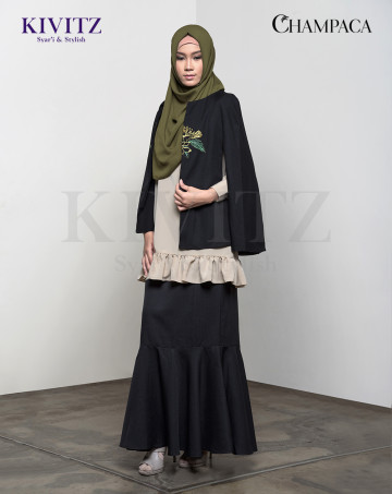 TEUGA SKIRT (Black) image