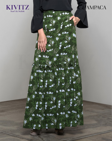 ALOH SKIRT (Green) image