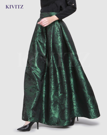 ROSE SKIRT (Green) image