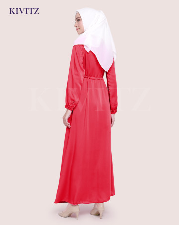 KAYRA DRESS (Red) image