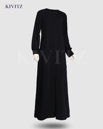 JADIDA DRESS (Black) image