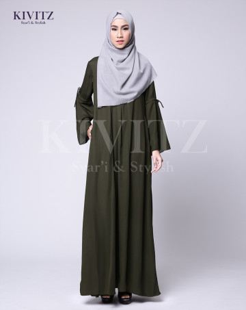 LYNNEL DRESS (Army) image
