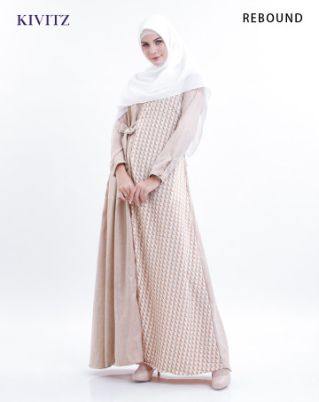 ISYARA DRESS (Mocha) image