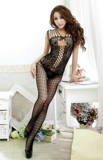 Full Body Stocking - Valentine Special Free Jewelry image