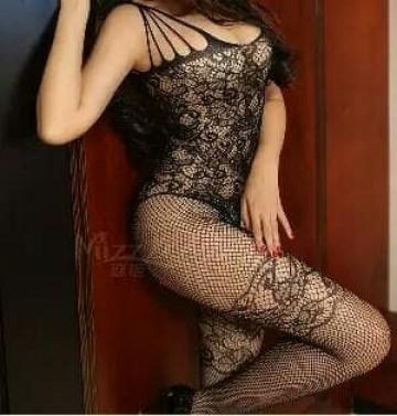 Full Body Fish Net Suit image