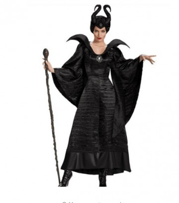 Maleficent Halloween Costume image