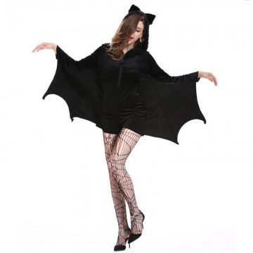 Halloween Bat Costume image