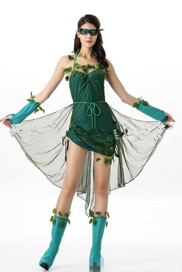 Green Fairy Costume image