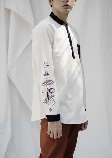 SILATURAHIM LONG SHIRT image