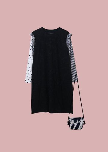 PANTOMIM DRESS FREE MINI SLING BAG image