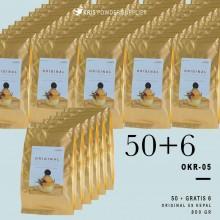 PAKET REFILL 5 ES KEPAL Original 800 gr – 50 gratis 6 - BUBUK ES KEPAL