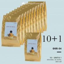 PAKET REFILL 4 ES KEPAL Original 800 gr – 10 gratis 1 - BUBUK ES KEPAL