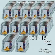 PAKET REFILL 3 ES KEPAL Original 50x25 gr – 100 gratis 15 - BUBUK ES KEPAL