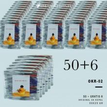 PAKET REFILL 2 ES KEPAL Original 50x25 gr – 50 gratis 6 - BUBUK ES KEPAL