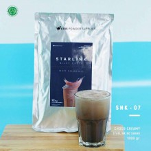 CHOCOCREAMY Starlink no sugar 1000 gr – choco creamy bubuk minuman premium