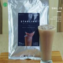 CAPPUCCINO Starlink no sugar 1000 gr – cappucino capucino bubuk minuman premium