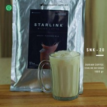 DURIANCOFFEE Starlink no sugar 1000 gr – durian coffee bubuk minuman premium