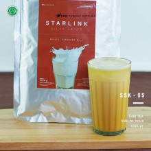 THAITEA Starlink sugar 1000 gr – thai tea bubuk minuman premium
