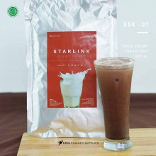 CHOCOCREAMY Starlink sugar 1000 gr – choco creamy bubuk minuman premium