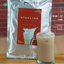 TIRAMISU Starlink sugar 1000 gr – tiramisu bubuk minuman premium