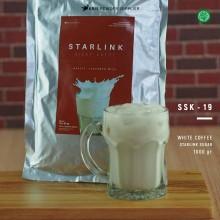 WHITECOFFEE Starlink sugar 1000 gr – white coffee bubuk minuman premium