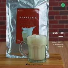 DURIANCOFFEE Starlink sugar 1000 gr – durian coffee bubuk minuman premium