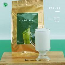 VANILLA Original no sugar 800 gr – vanila bubuk minuman premium