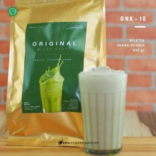 MILKTEA Original no sugar 800 gr – milk tea bubuk minuman premium
