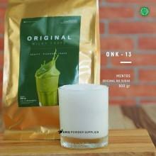 MENTOS Original no sugar 800 gr - bubuk minuman premium