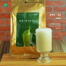 DURIANCOFFEE Original no sugar 800 gr – durian coffee bubuk minuman premium