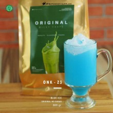 BLUEICE Original no sugar 800 gr – blue ice bubuk minuman premium