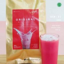 REDVELVET Original sugar 1200 gr – red velvet bubuk minuman premium