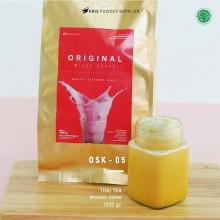 THAITEA Original sugar 1200 gr – thai tea bubuk minuman premium