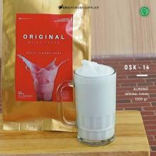 ALMOND Original sugar 1200 gr – almon bubuk minuman premium