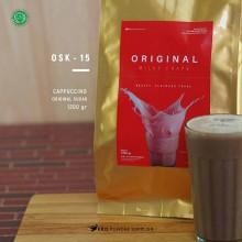 CAPPUCCINO Original sugar 1200 gr – cappucino capucino bubuk minuman premium