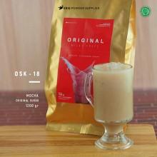 MOCHA Original sugar 1200 gr – moka moca bubuk minuman premium